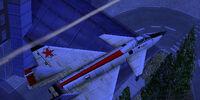 Interceptor MiG
