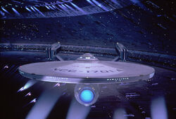 NCC-1701A Spacedock
