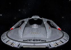 USS Striker Hull