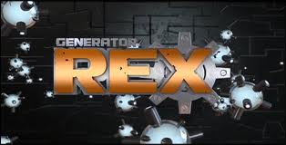 Generator Rex sign