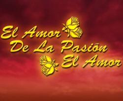 El Amor De La Pasión El Amor