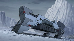 Scout Ship Frostbite