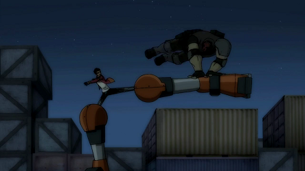 File:Hunter Cain Fight Rex.png