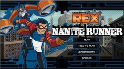 Nanite-runner-generator-rex-game