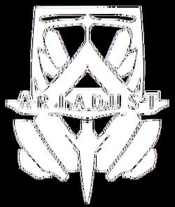 Ariadust logo hq