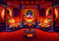 Myogyoji Temple concept art 3