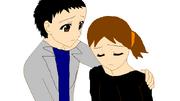 Anna Black and Kenji