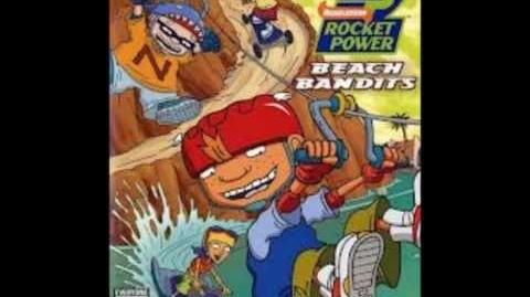 Rocket Power Beach Bandits - Hoverboard Insanity