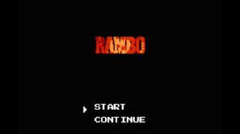 Rambo (NES) Music - Briefing Theme
