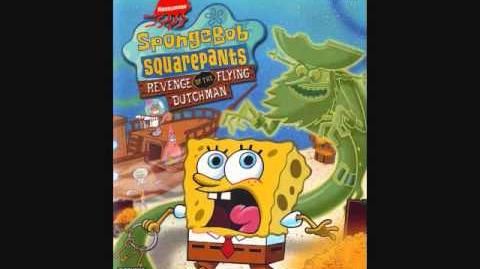 Spongebob Revenge of the Flying Dutchman Soundtrack - Fishing Gear