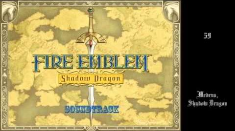 Fire Emblem Shadow Dragon OST - 59 - Medeus, Shadow Dragon