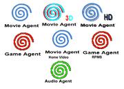 The Media Agency logos