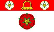 320px-County Flag of Northamptonshire