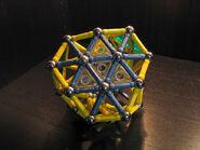 Spiral deltahedron b