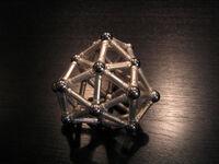 (0 0 12 8) deltahedron