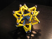 Stellated 14 rods b