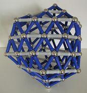 Spiral sphere zigzag