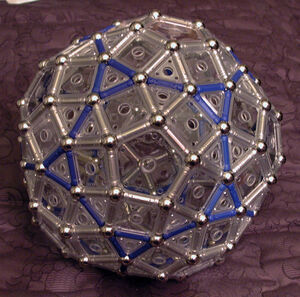 Augmented Truncated Dodecahedron T2T V1R