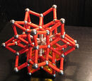 Stellated Rhombic Triacontahedron