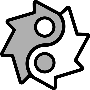 ball11png - Geometry Dash Icon Coloring Pages