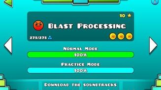 Geometry Dash - Blast Processing