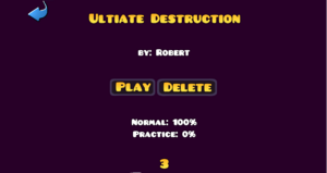 UltimateDestructionMenu