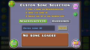 CustomSongSelectionMenu