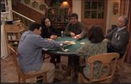 Ep 6x12 - The Gang plays poker