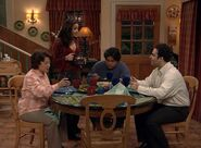 Ep 2x18 - Hosni has dinner with the Lopezes
