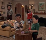Ep 6x11 George and Ernie and Benny and Wayne in flashback