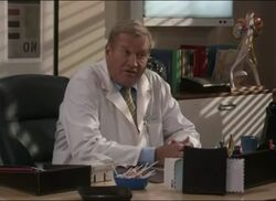 Ep 5x14 - Ken Howard as Dr. Woodson