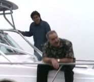 Ep 3x9 - George asks Vic if he sees his brother Octavio