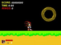 Sonic3 exe shadow gold ring