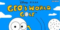 Geo's World: Golf