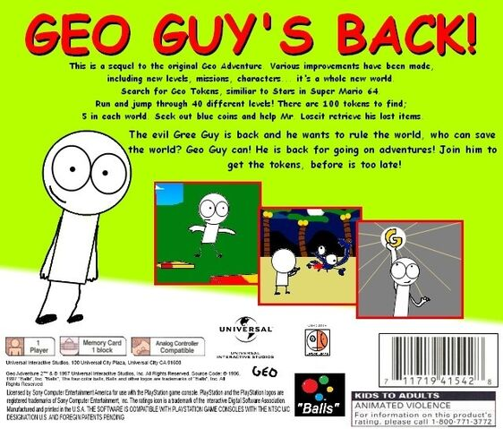 File:Geo Adventure 2 PS1 back cover NTSC.jpg