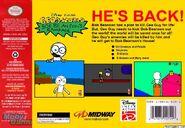 Gwbbr n64 back cover