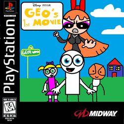Geos1stmovie playstation1 cover 87654324