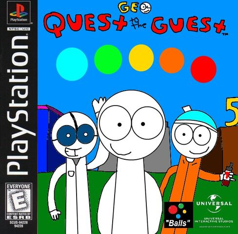 File:Geo Quest to the Guest PS1 cover NTSC.jpg
