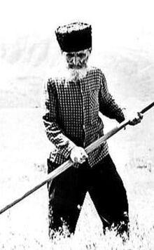 Shirali Muslimov 1970