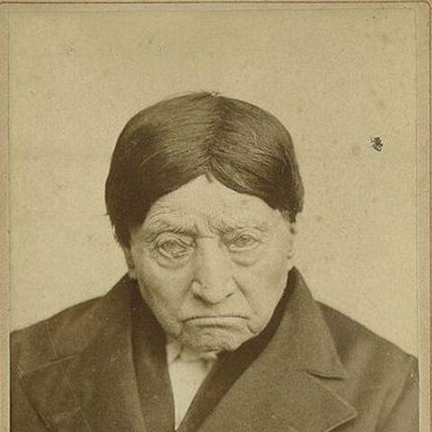 Geert Adriaans Boomgaard aged 100.