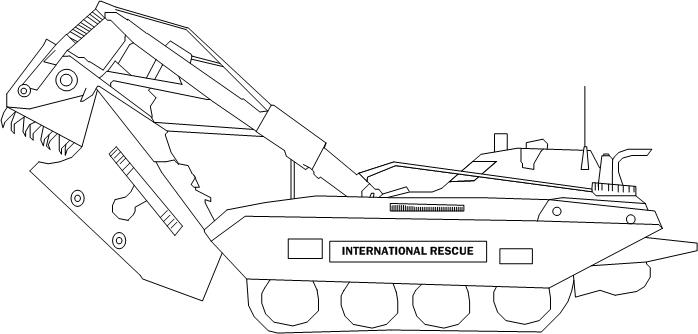 Image - Excavator diagram.jpg | Gerry Anderson Encyclopedia ...