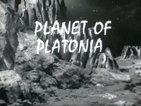 Planet of Platonia