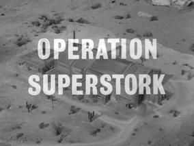 Operation superstork