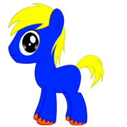 Young colt bdp animation rig by abluskittle-d56bm4s
