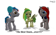 Brony musicians best team ever by rillakim-d5tf3rk