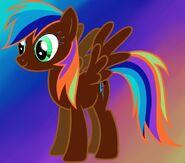 Rainbow dash reverse by oddgamergirl-d5fdr2d