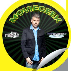 AOTS Movie Geek Sticker