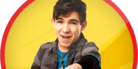 The Glee Project: Matheus (Sticker)