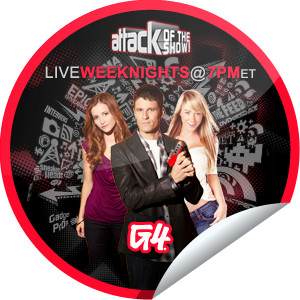 File:Attack of the Show Fan Sticker.png