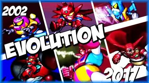 Evolution of GETTER CHANGE ATTACK (2002-2017) ゲッターチェンジアタック SRW